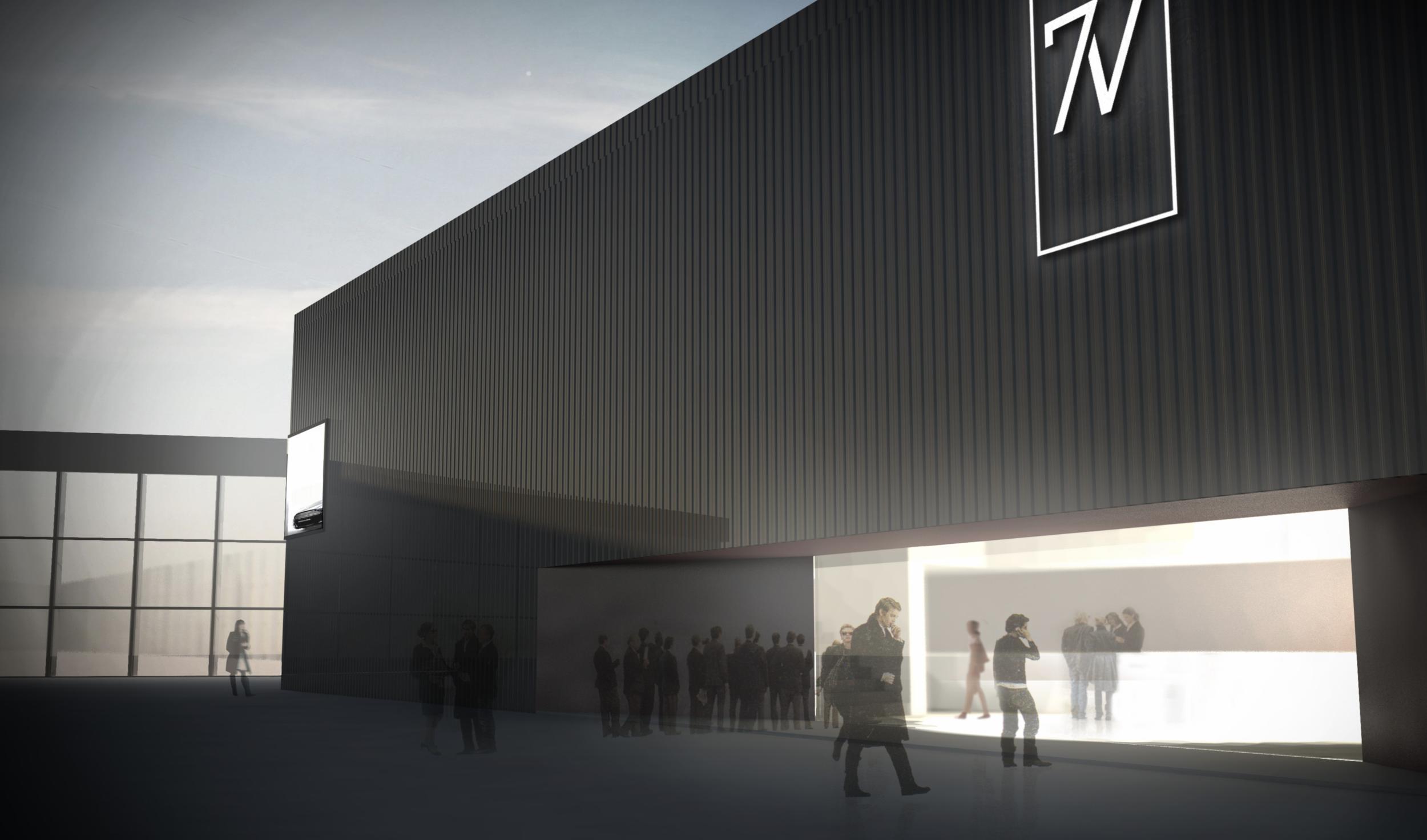 Architectural Rendering von  Jung Architektur  in Kooperation mit MPA Creative