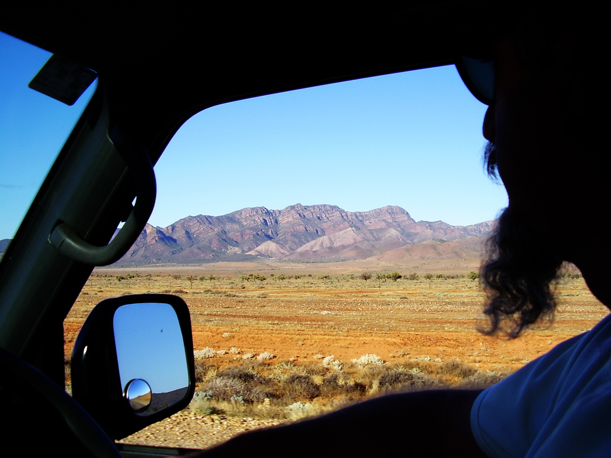 Flinders Ranges, South Australia _ camerontampling