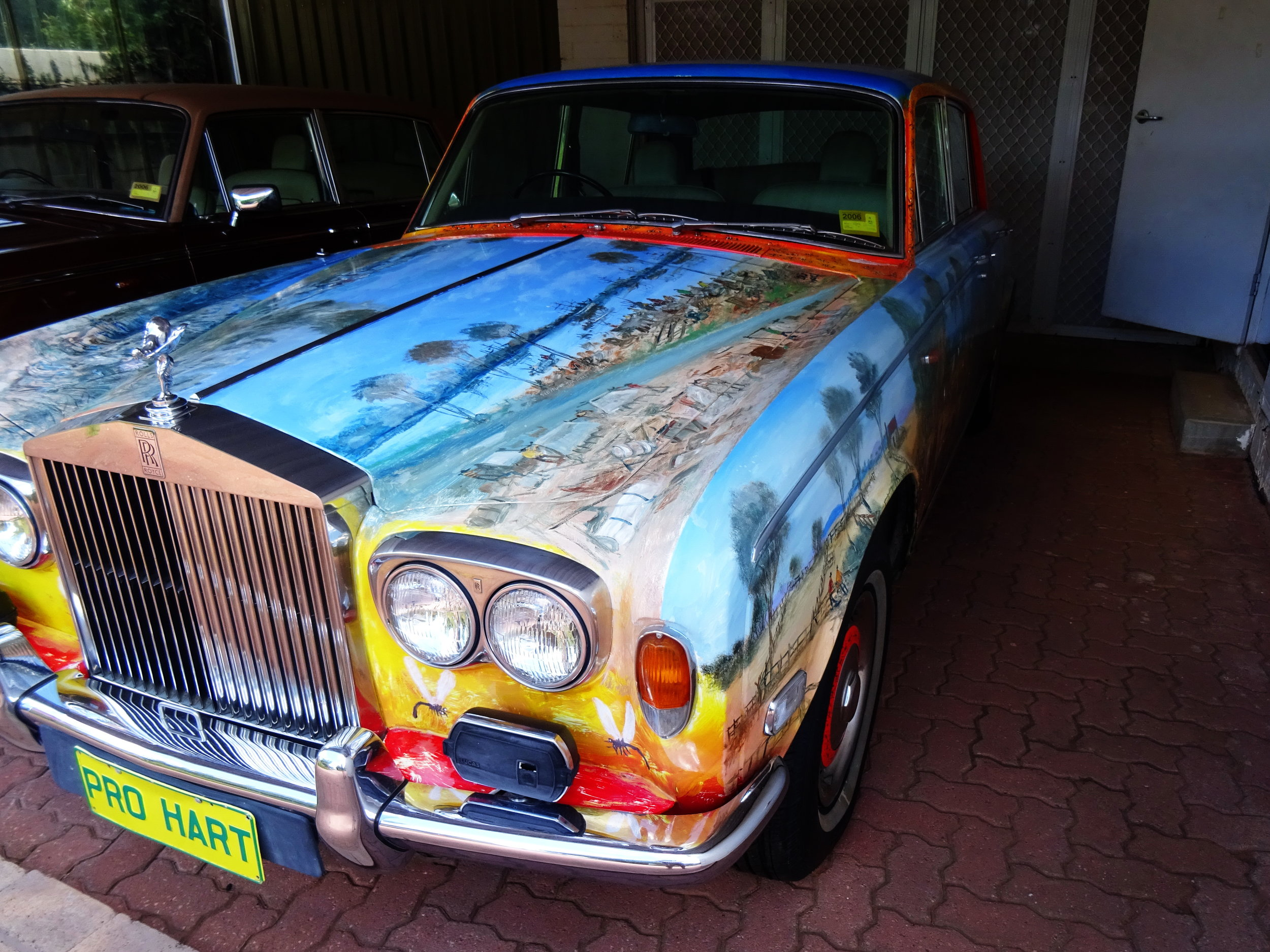 NSW, Broken Hill