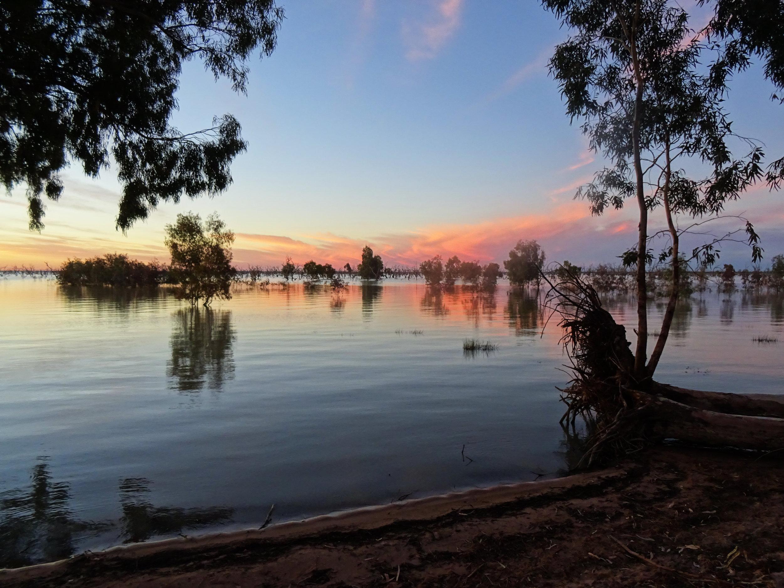 NSW, Lake Pamamaroo
