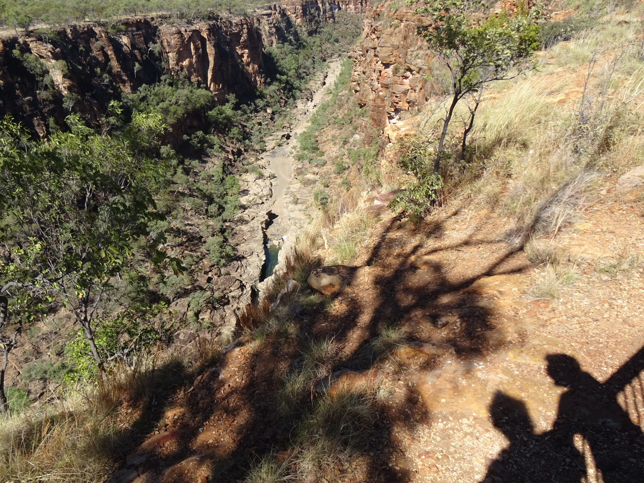Qld, Porcupine Gorge