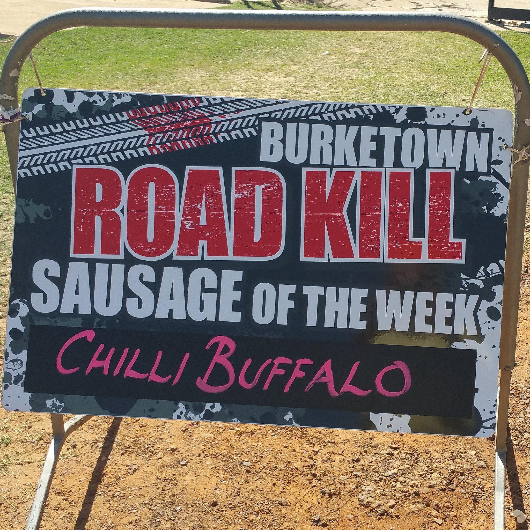 Qld, Burketown