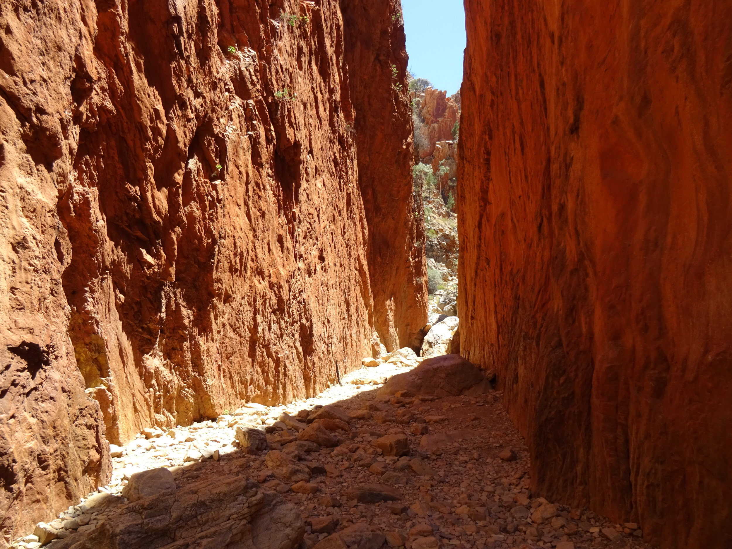 NT, Standley Chasm