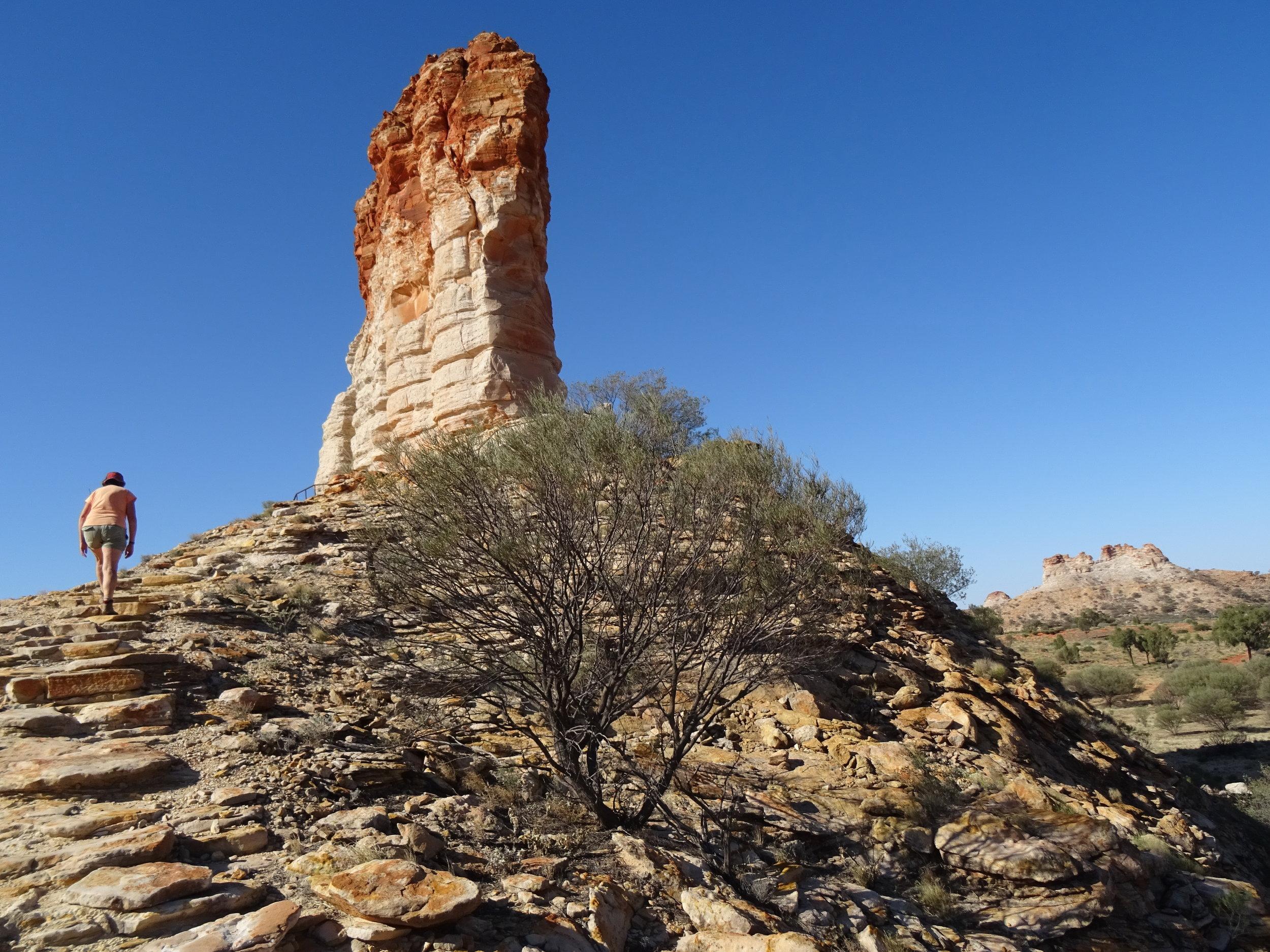NT, Chambers Pillar