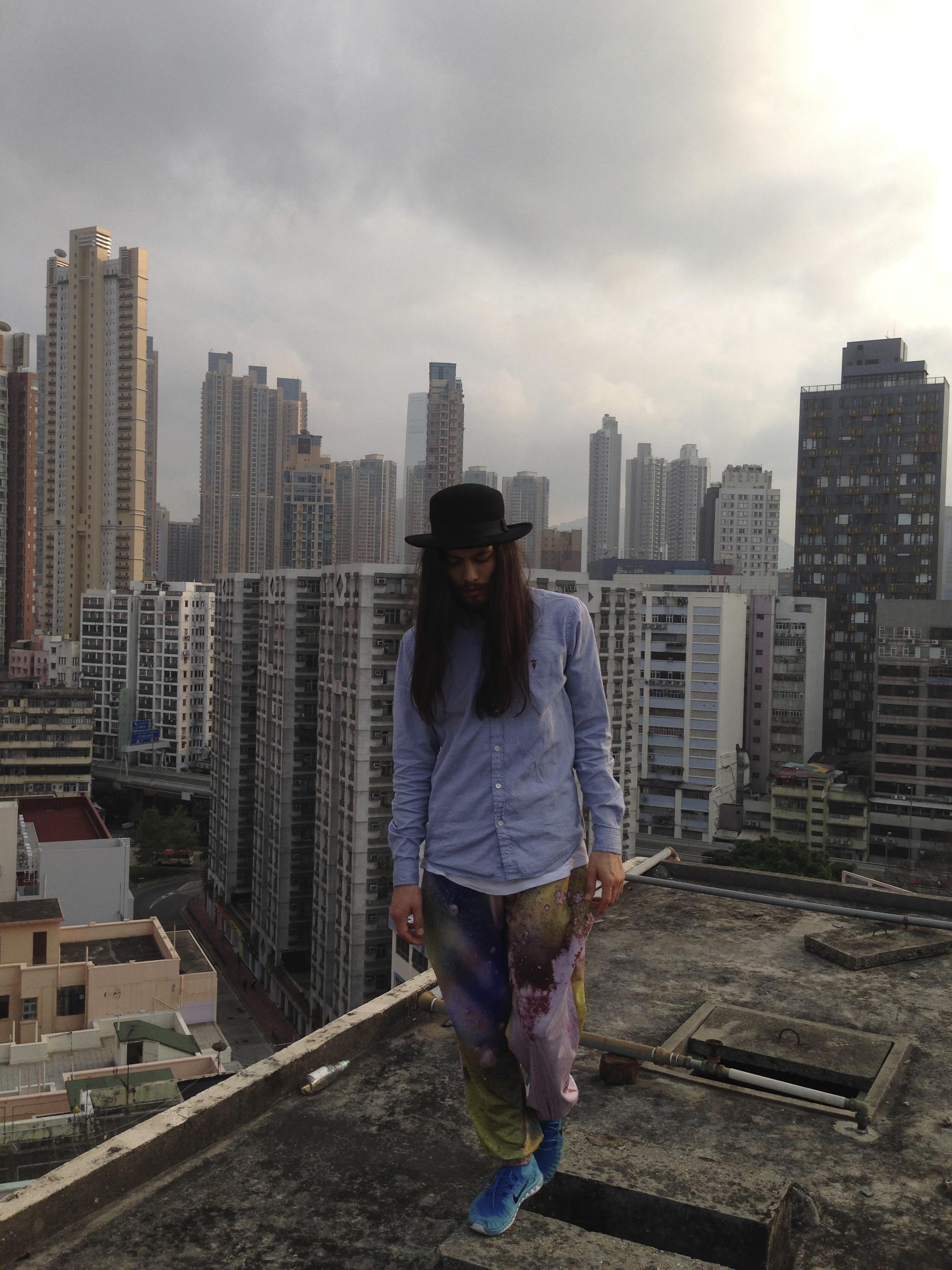 Andreas Demeter, Kowloon, Hong Kong