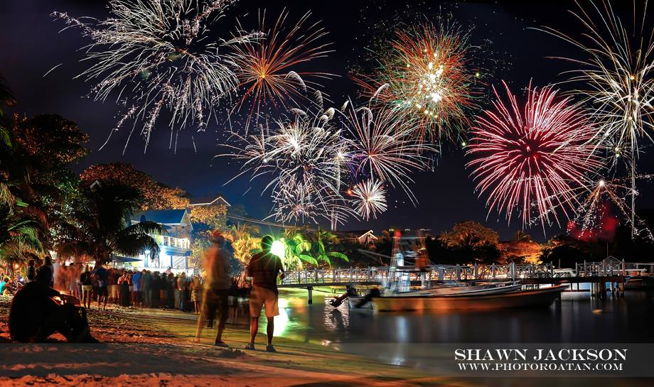New Year's Eve, Half Moon Bay