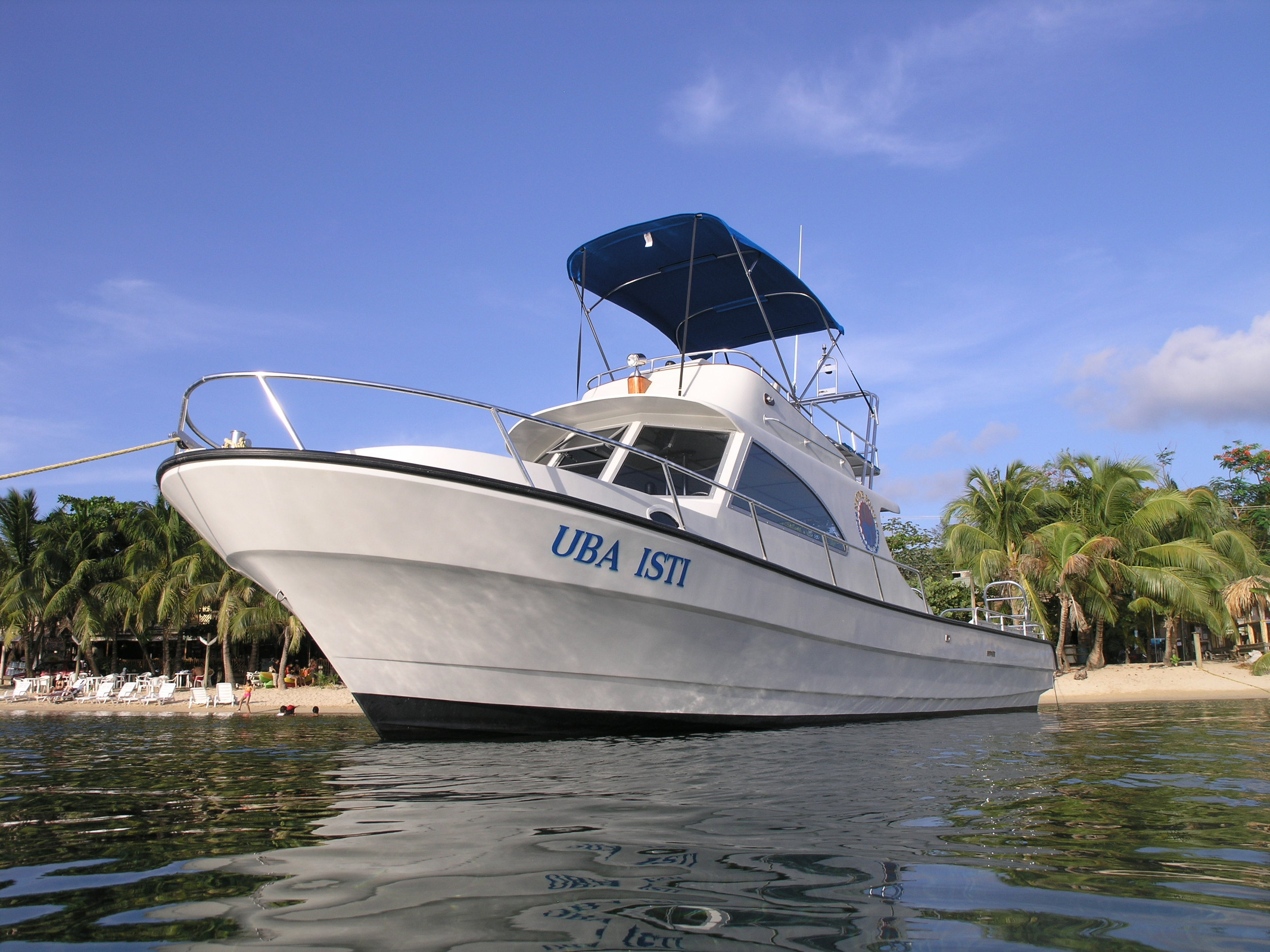 Best dive boat ever!