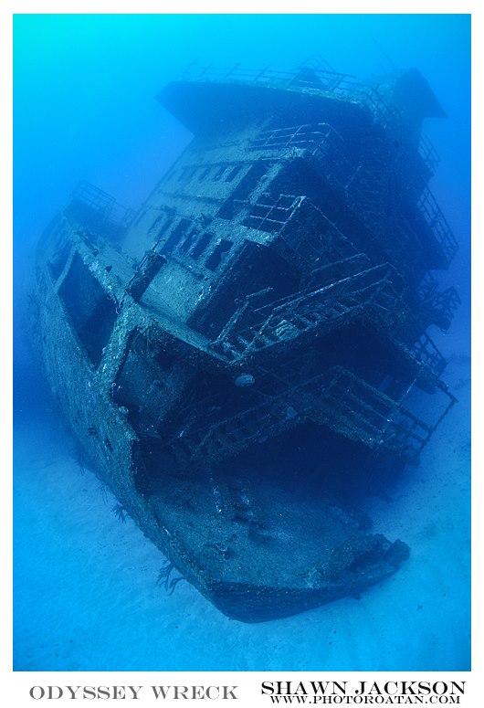 Odyssey Wreck