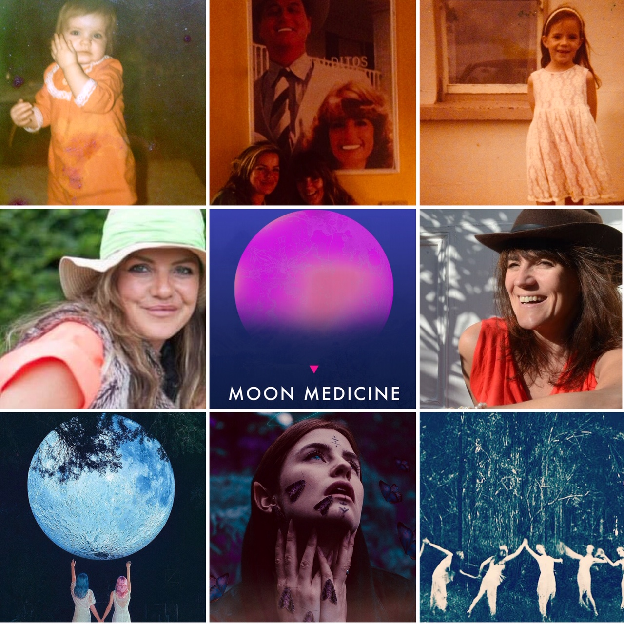 moon medicine - a monthly mystery gathering for wild women