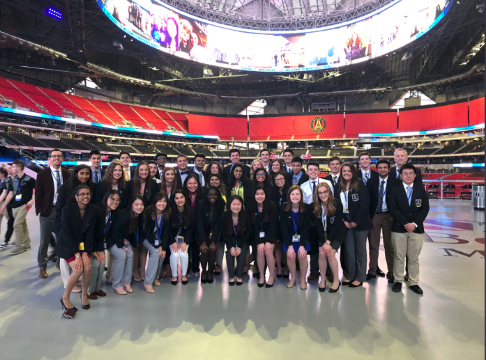 Mission - To provide Carmel High School students with a channel to excel in the knowledge, understanding, and practice of business by establishing a competitive platform that prepares students for success beyond DECA.