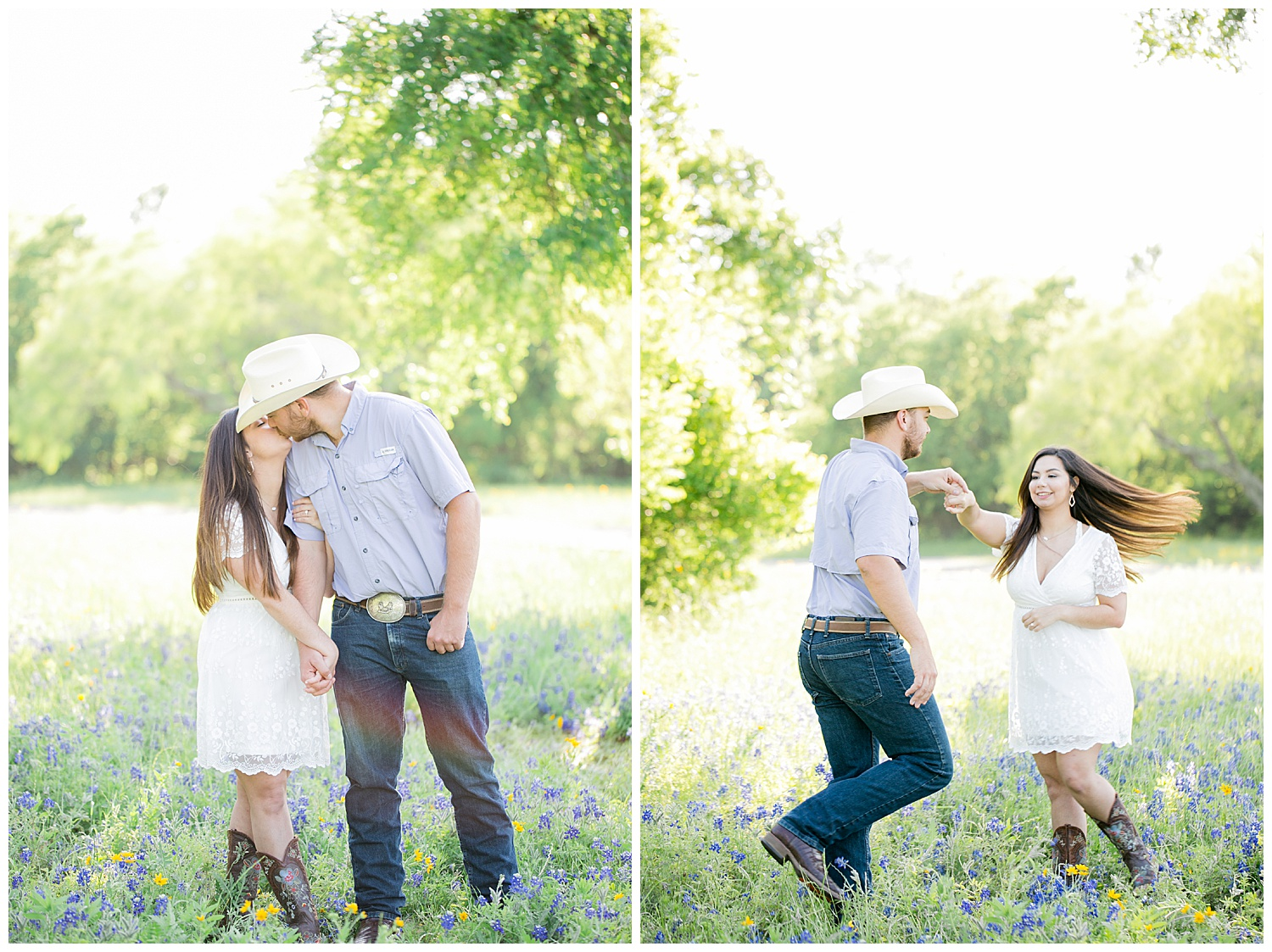 Marble Falls Engagement Session