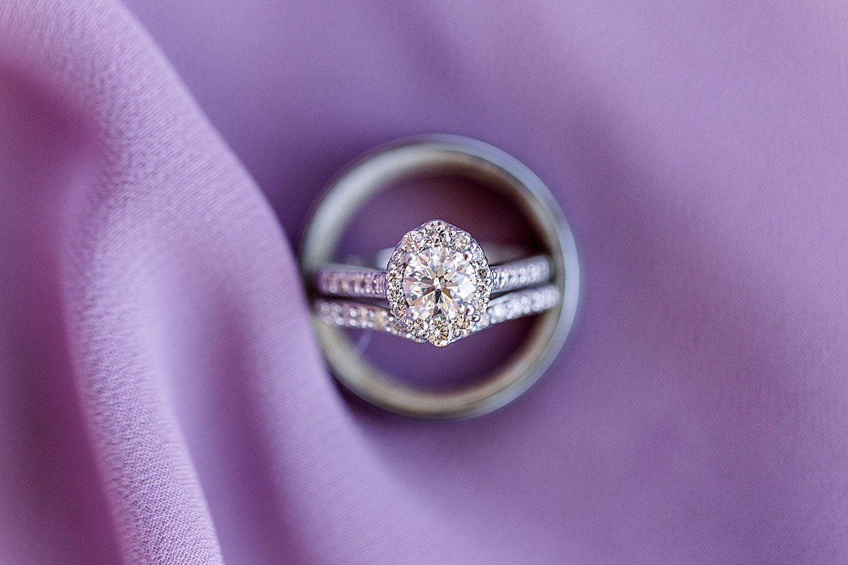 Ring Shot from Texas Wedding