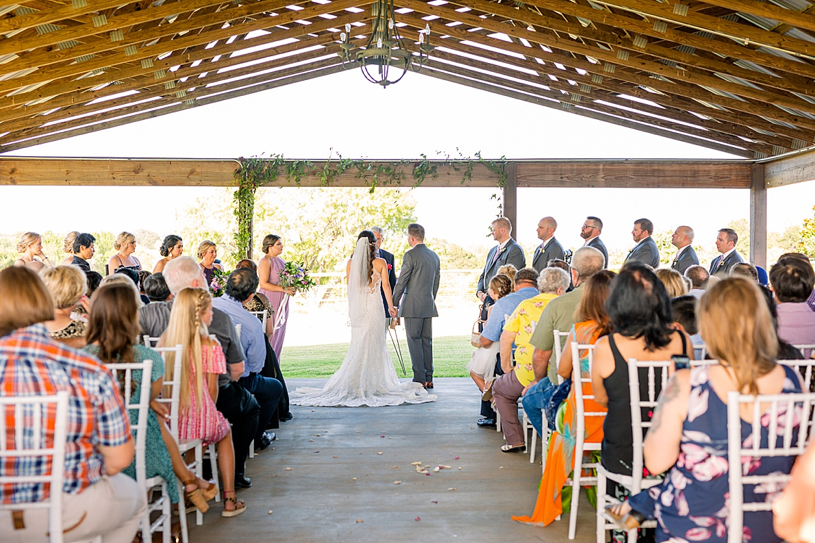 Ceremony Image Flying V Ranch