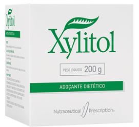 Adoçante de xylitol