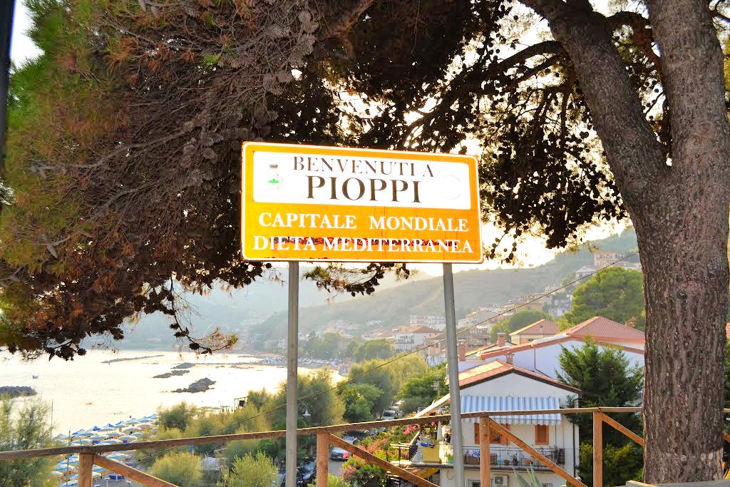Pioppi capital da dieta mediterrânea