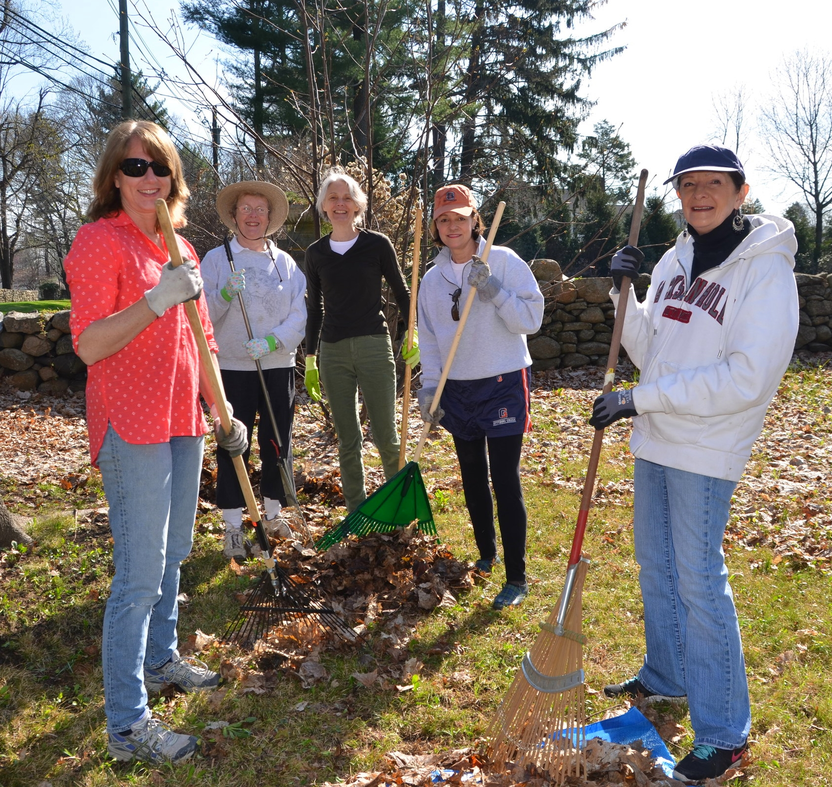 Earth Day Clean-Up, Carter Street Cemetary.JPG