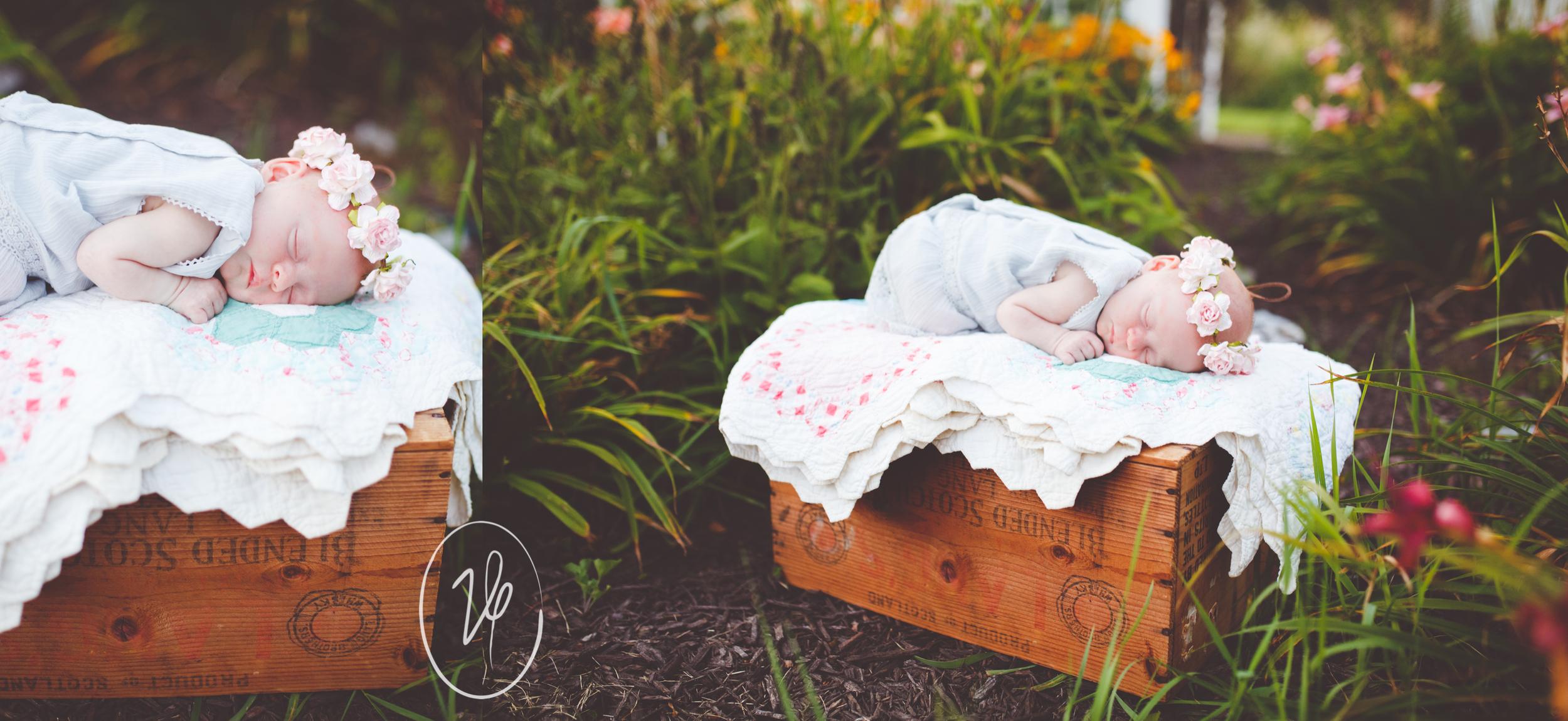 Newborn Photography | Viridian Ivy Images | Northwest Ohio Wedding and Portrait Photographer