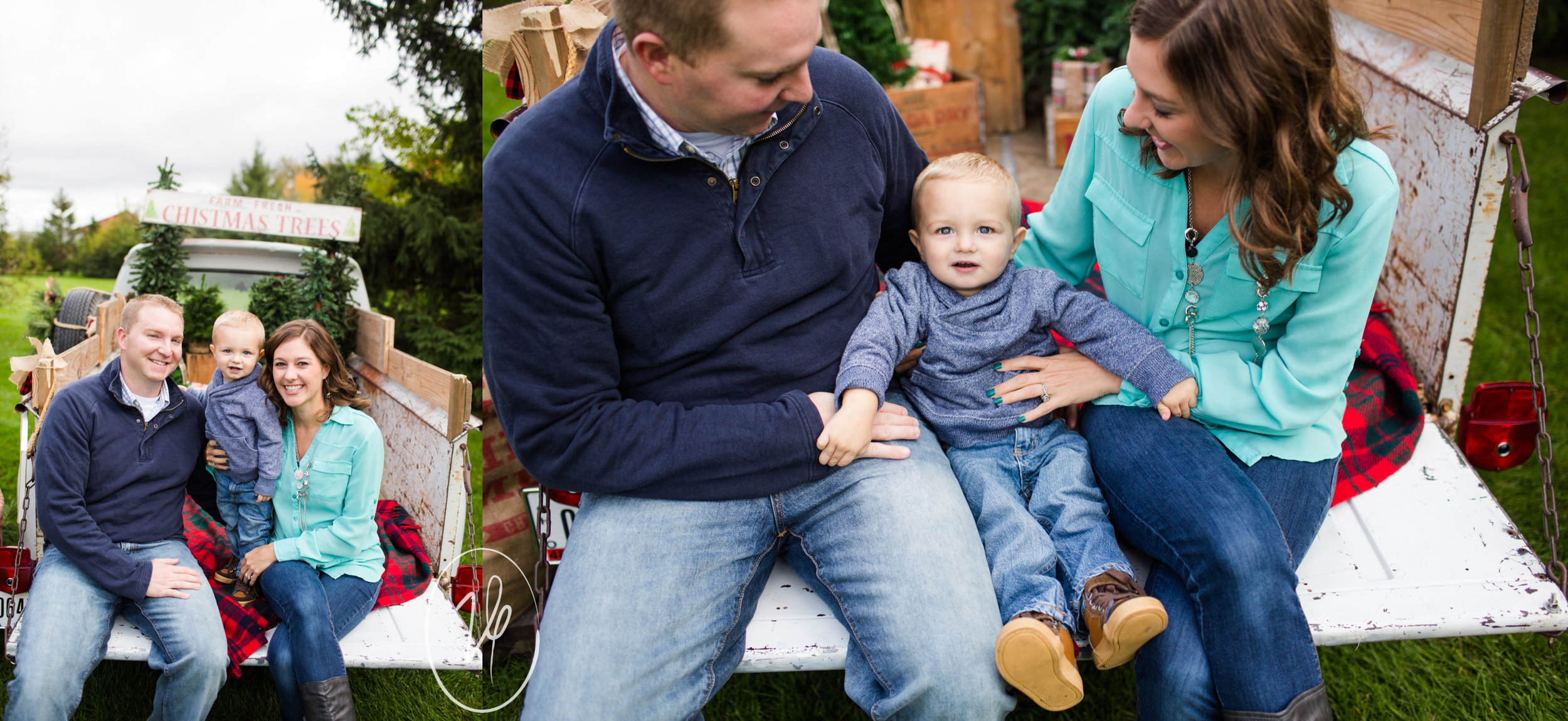 Fall Family Photos | Sylvania Family Photographer | Sylvania, OH