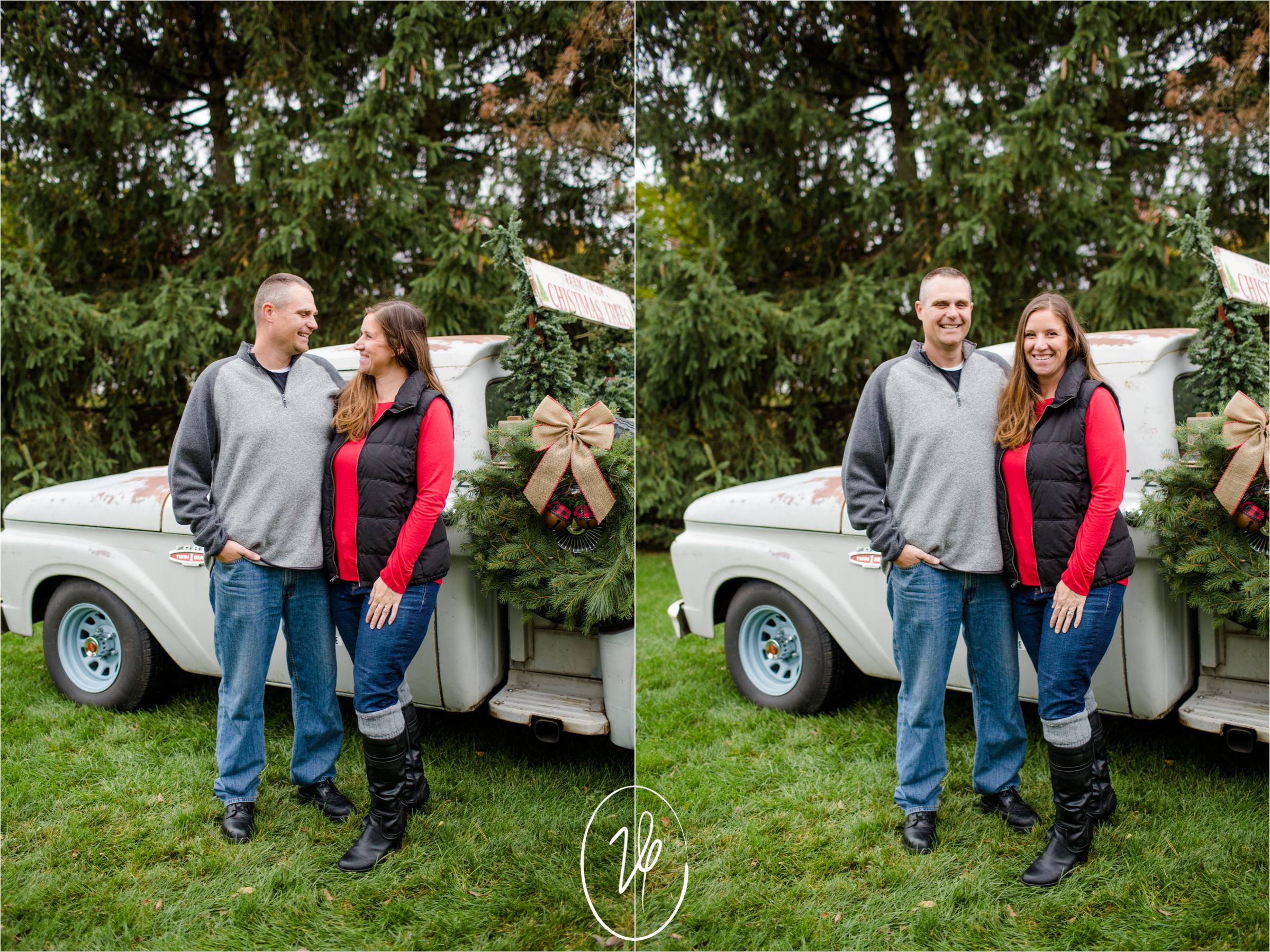 Viridian Ivy Images | Christmas Minis | Sylvania Family Photographer