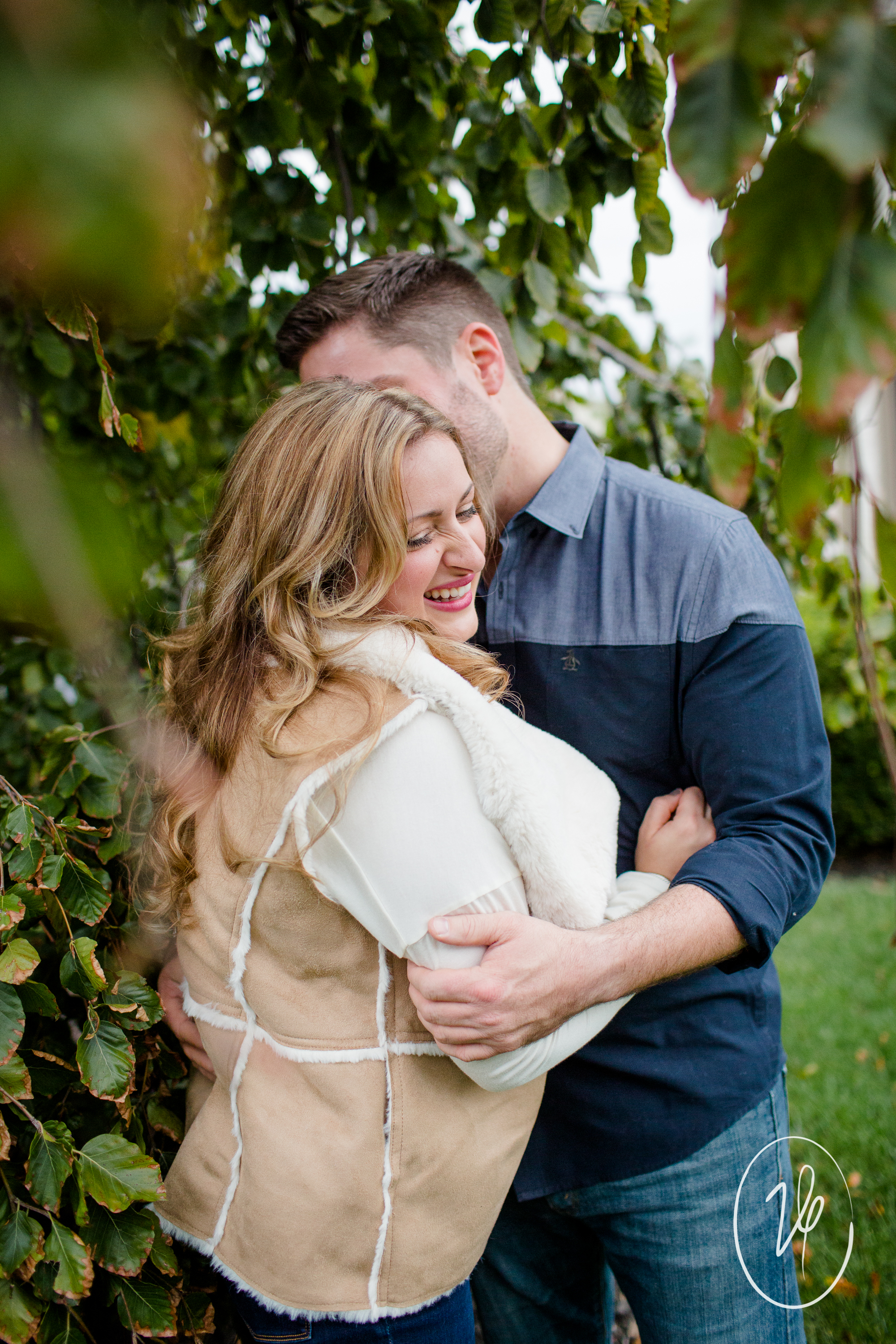 Viridian Ivy Images | Sylvania OH Engagement Photographer