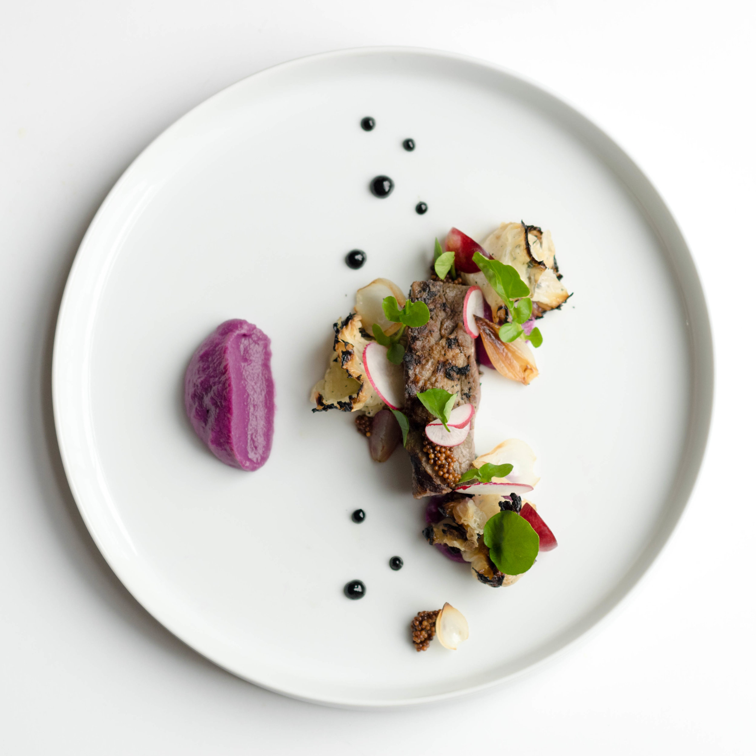 Stunning Shortrib Dish, Styling & Photography by Jenny Dorsey.