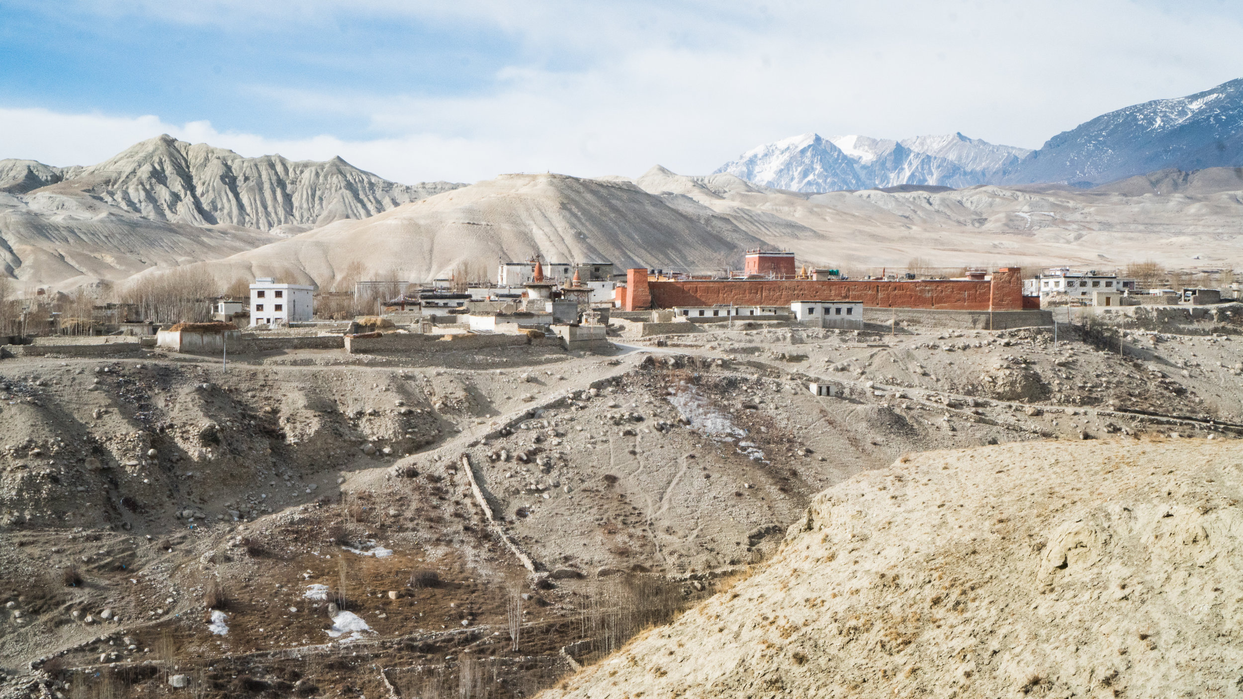 5 Mustang Lo Manthang Landscape Photography