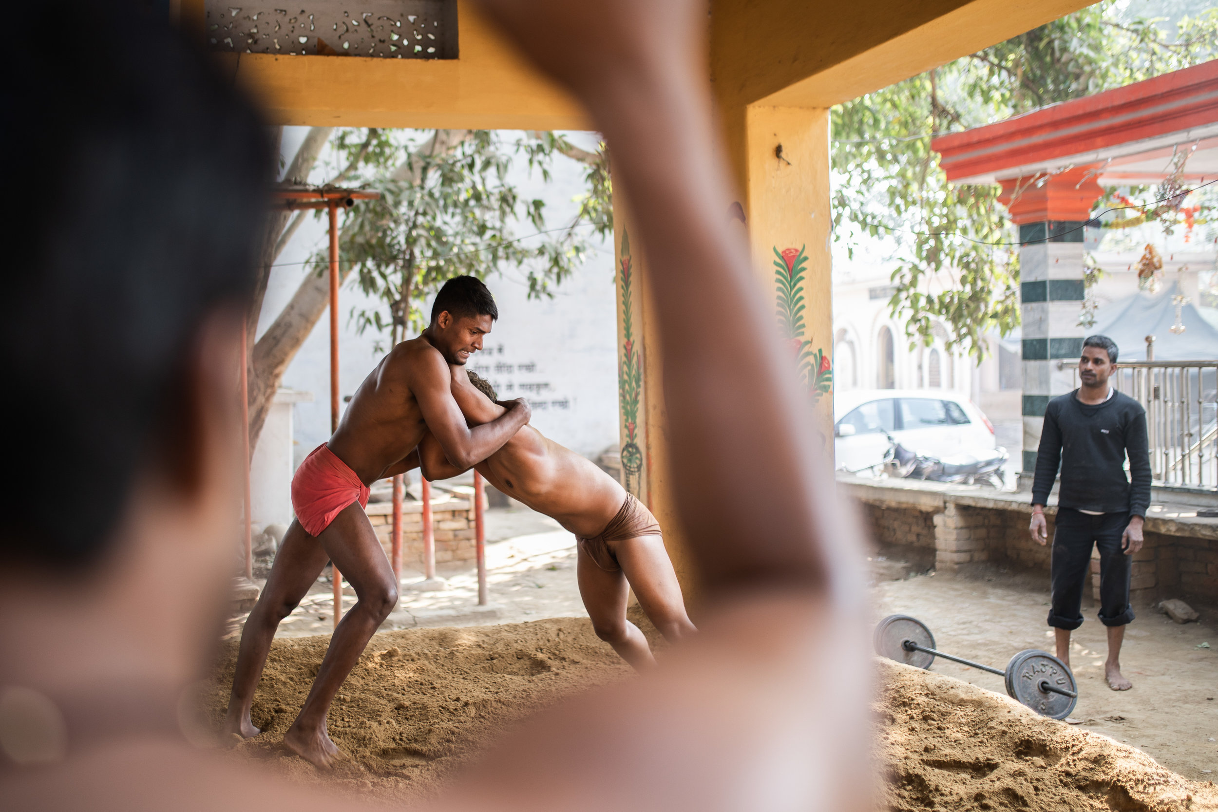 Kushti Wrestling Gym Varanasi India Documentary 10