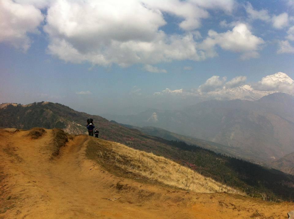 Ghandruk Poon Hill trek - Himalaya