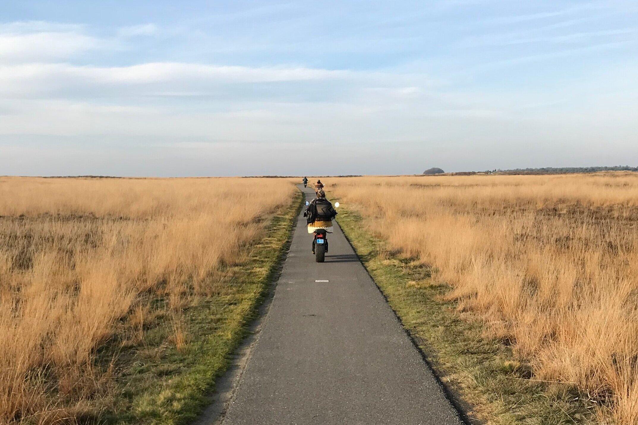 E Chopper Huren In Nederland Ontdek De Veluwe Per E Chopper Expeditie Kram Reisblog Over Kamperen