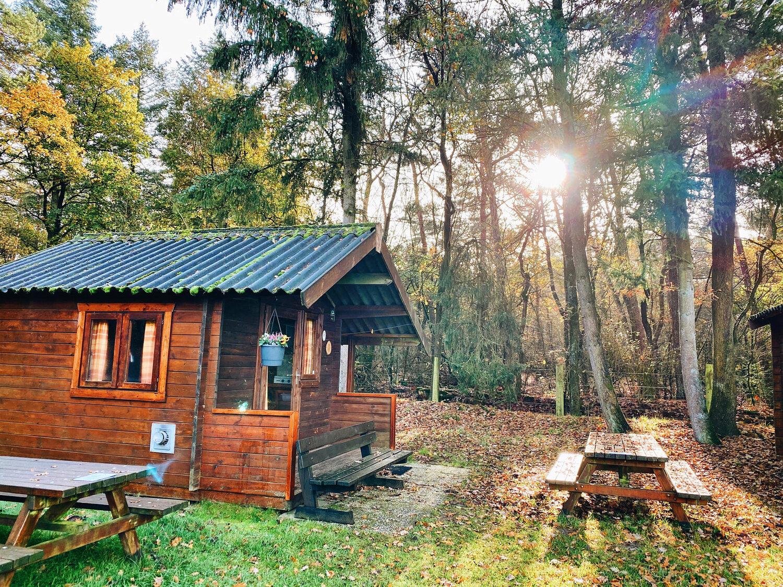 Camping Beek en Hei