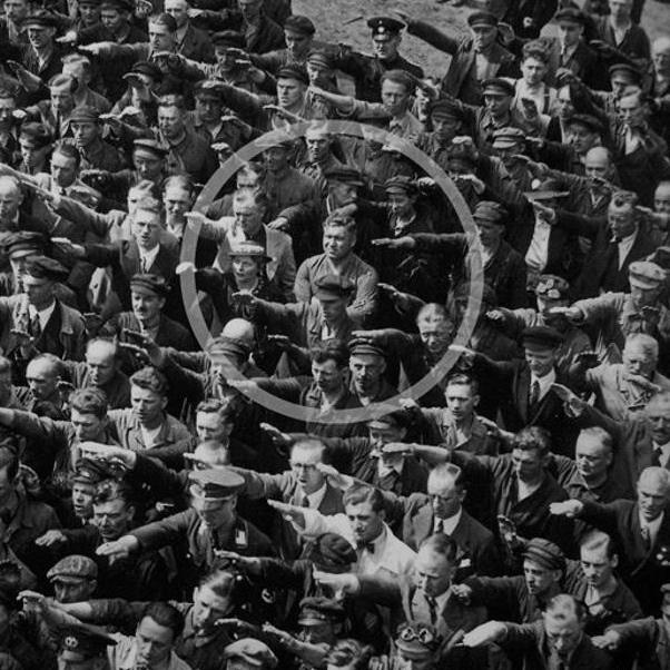 """""""August-Landmesser-Almanya-1936"""" by Unknowm    https://commons.wikimedia.org/wiki/File:August-Landmesser-Almanya-1936.jpg"""
