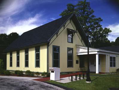 New Hartford Children's Library, New Hartford, CT_Children's Lbry Ext.jpg