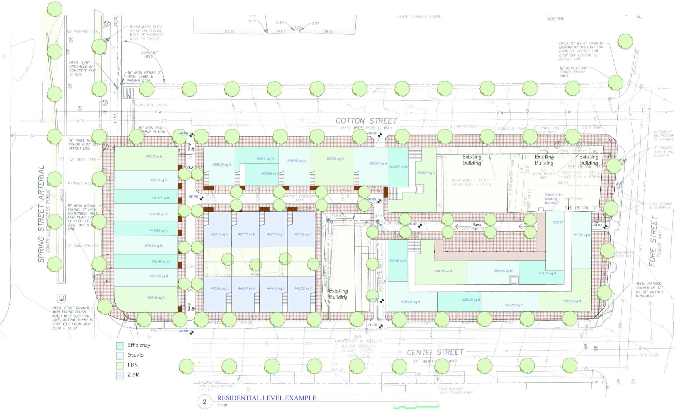 Portland.ME.Robert_Orr_&_Assoc.Cotton_Street.Mixed-Use_Development.Site_Plan.Residential_Level.jpg