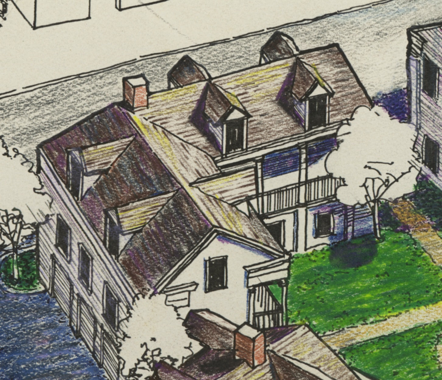 Mystic_Connecticut.Cottrell_Landing_Development.Neighborhood_Planning.Walkable.Robert_Orr_&_Associates.Architecture.Landscape_Architecture.New_Urbanism.Windom.L_House_Rear.jpg