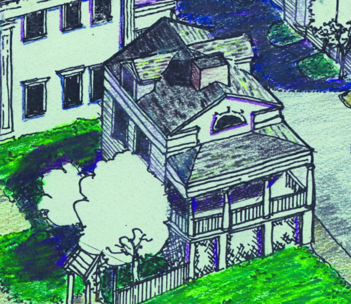 Mystic_Connecticut.Cottrell_Landing_Development.Neighborhood_Planning.Walkable.Robert_Orr_&_Associates.Architecture.Landscape_Architecture.New_Urbanism.Windom.Small_House_End_View.jpg