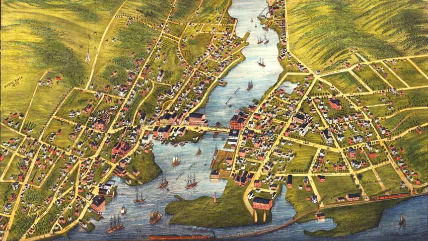 Mystic_Connecticut.Cottrell_Landing_Development.Neighborhood_Planning.Walkable.Robert_Orr_&_Associates.Architecture.Landscape_Architecture.New_Urbanism.1879_Birdseye.jpg