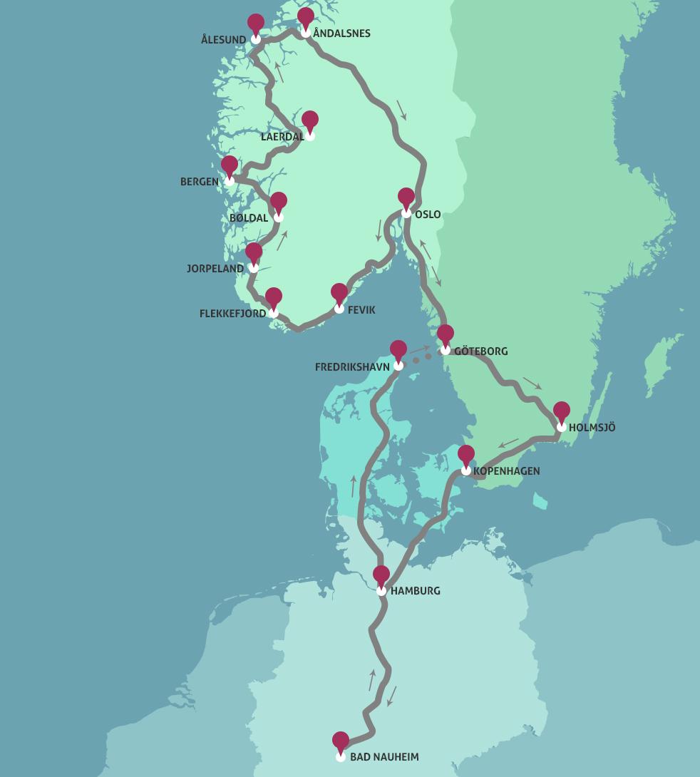 Mit dem Wohnmobil durch Skandinavien - Teil 9 — Mareike Böhmer