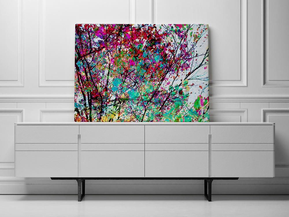 """""""Autumn 8""""  as canvas print"""