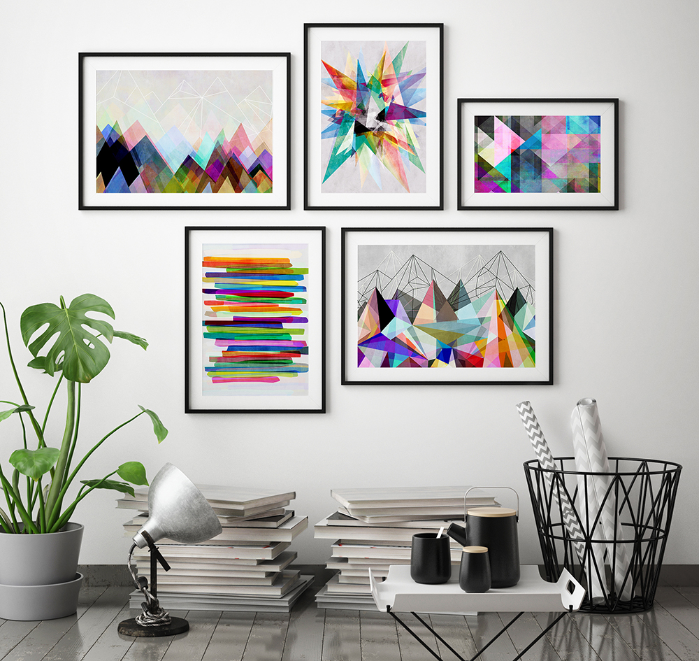 Colorful Graphics Gallery