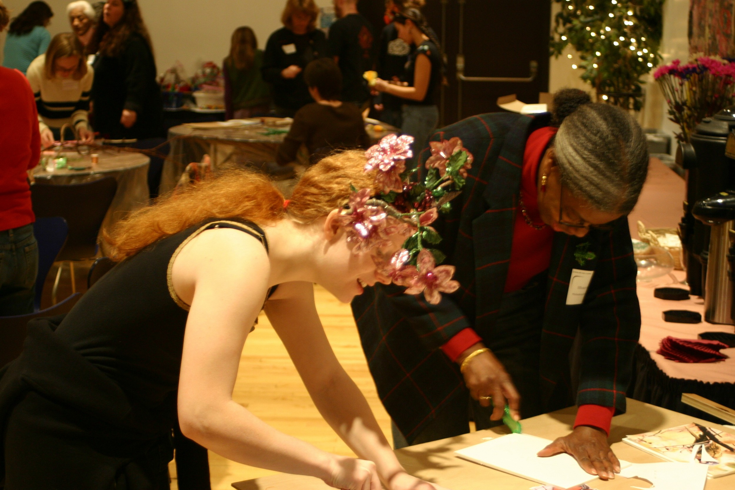 Adv Conference - art session with head piece.jpg