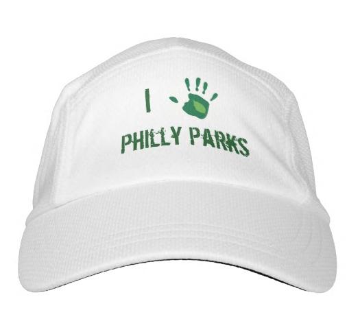 I Heart Philly Parks cap