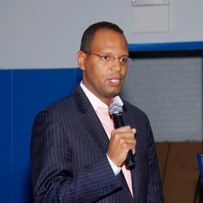 James Burnett, West Philadelphia Financial Services Institution