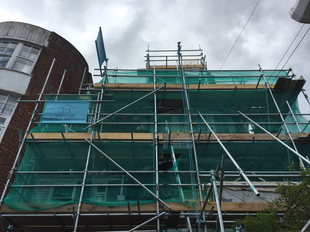 COMMERCIAL SCAFFOLDING AND INDUCTRIAL SCAFFOLDING