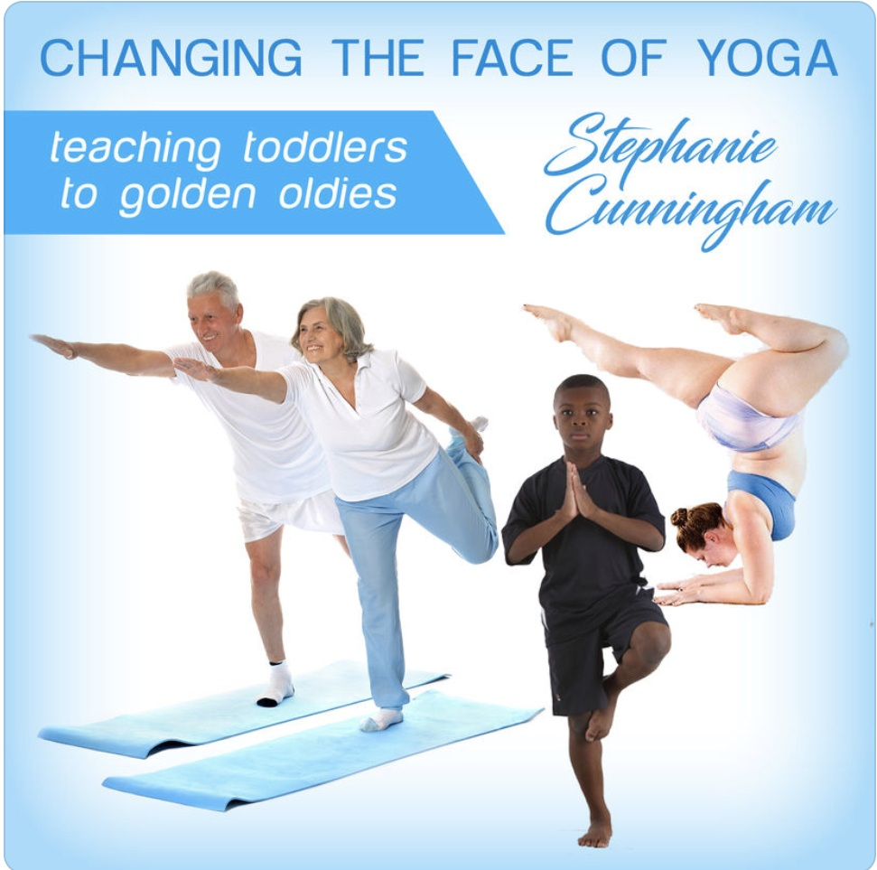 Changing the face of Yoga with Ann Swanson