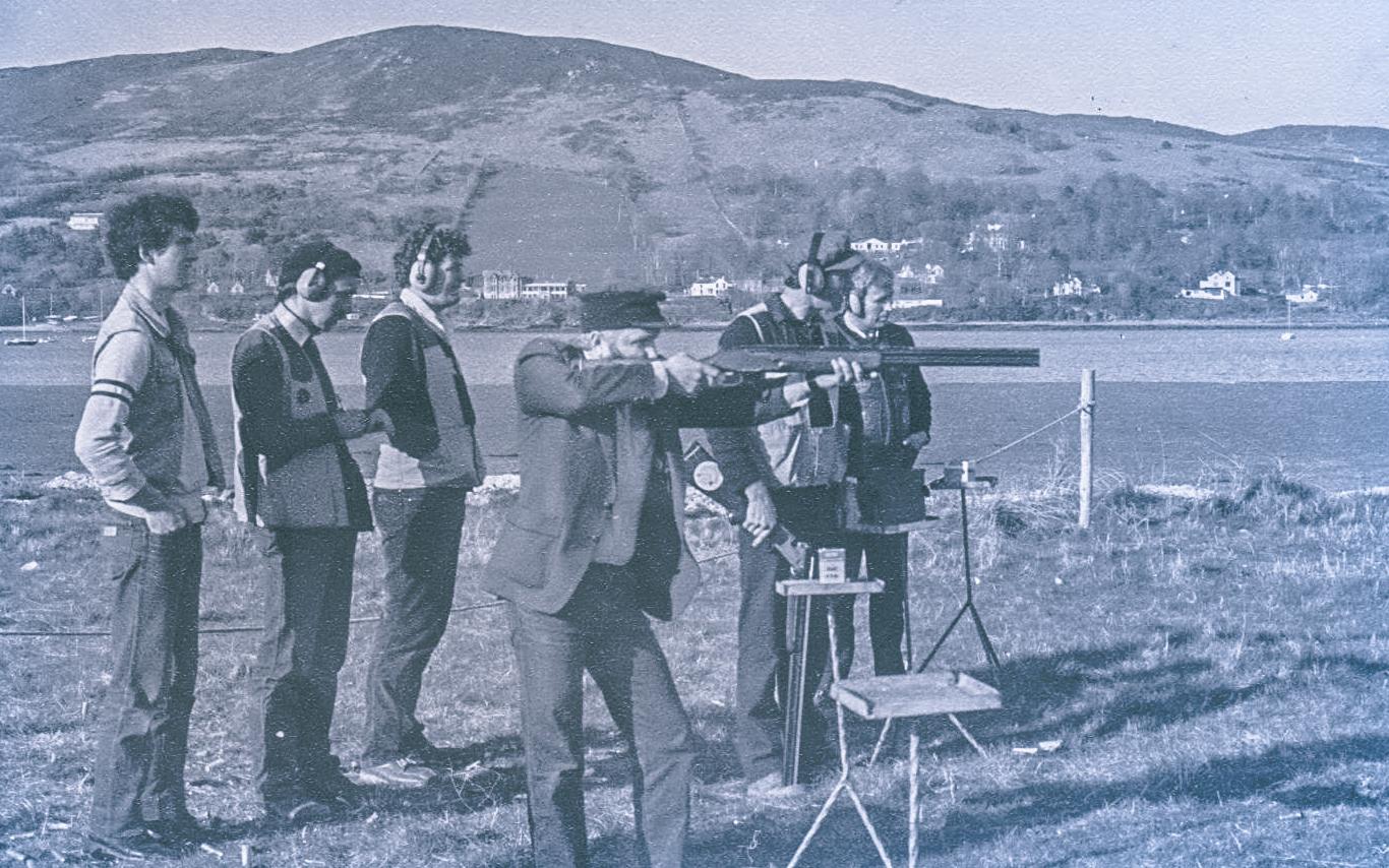 Inch Gun club Clay shoot  1984 no2.jpg