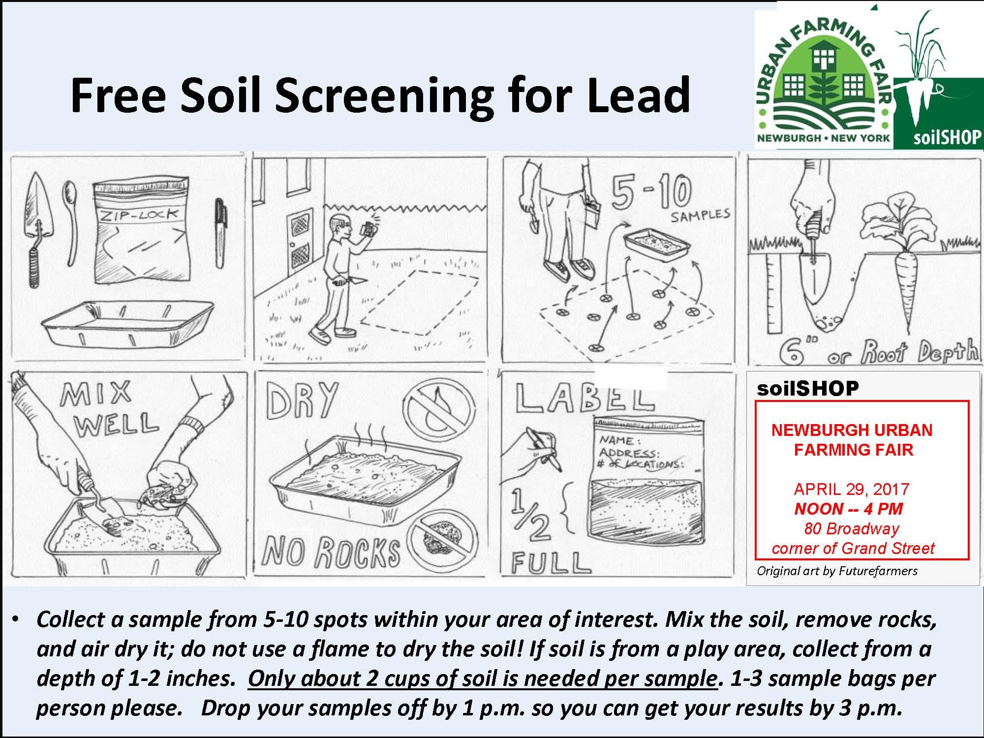 How to Sample Soil - SoilShop