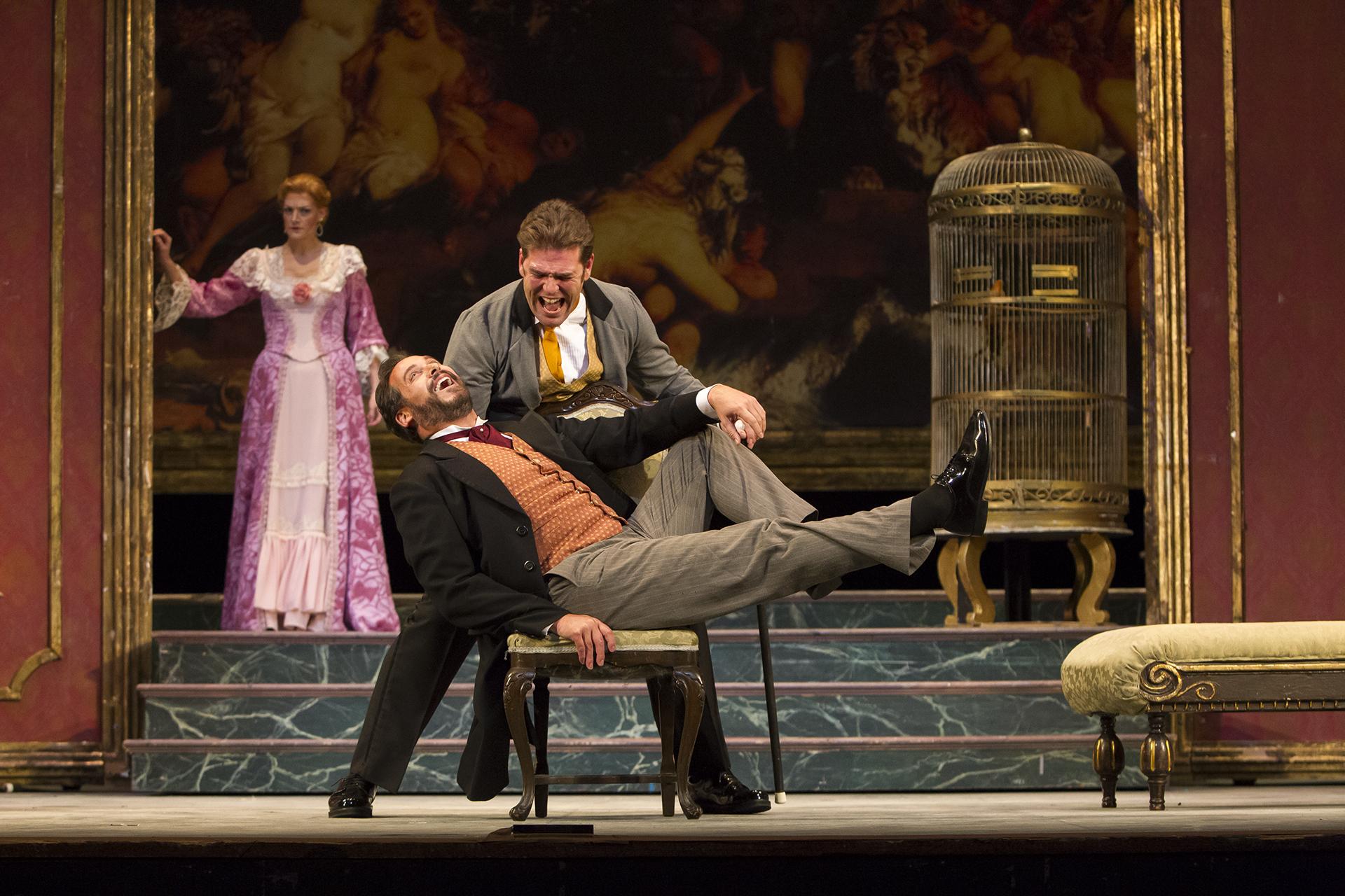 Die Fledermaus, Syracuse Opera