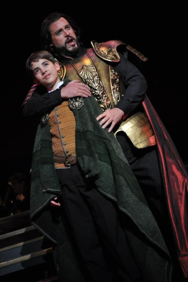 Camelot, Virginia Opera
