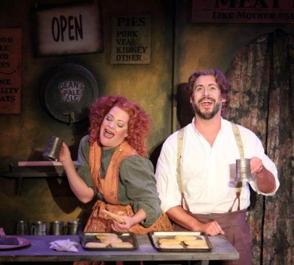 Sweeney Todd, St. Petersburg Opera