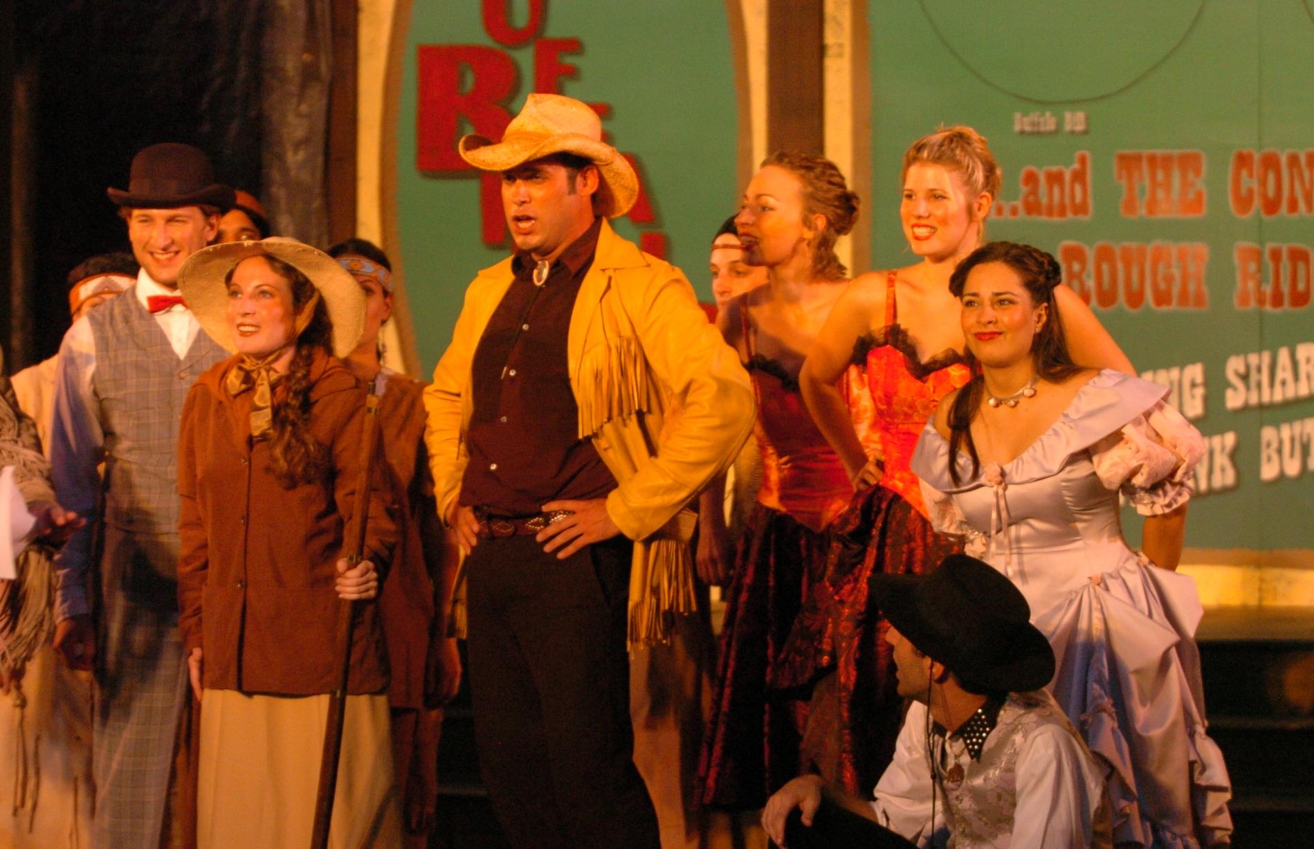 Annie Get Your Gun, Ashlawn Opera